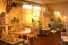 Antique store display (Retreat)