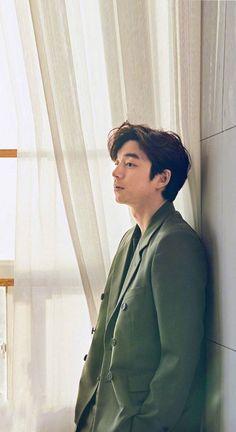 Goblin-Gong Yoo-Korean Drama_id-Subtitle Asian Actors, Korean Actors, Korean Idols, Lee Dong Wook, Lee Jong Suk, Kim Young Min, Busan, Goblin Korean Drama, Goblin Gong Yoo