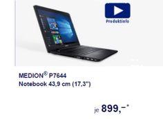 """Aldi-Notebook: Medion P7644 mit großem Bildschirm und kleinen Schwächen http://www.discountfan.de/artikel/technik_und_haushalt/aldi-notebook-medion-p7644.php Mit dem """"Medion P7644″ bietet Aldi-Süd ab dem 19. Dezember 2015 ein Gamer-Notebook mit SSD und Core-i7-CPU für 899 Euro an – ganz überzeugen kann der schnelle Rechner aber nicht. Aldi-Notebook: Medion P7644 mit großem Bildschirm und kleinen Schwächen (Bild: Aldi-Sued.de) Das neu... #AldiNotebo"""