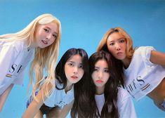 Moonbyul, solar, hwasa y wheein Kpop Girl Groups, Korean Girl Groups, Kpop Girls, Rapper, Wheein Mamamoo, Solar Mamamoo, Daegu, K Idols, Pop Group