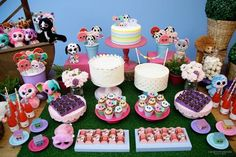 Little Wish Parties | Beanie Boos Party | https://littlewishparties.com