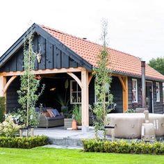 Pergola With Roof Plans Black Pergola, Wood Pergola, Deck With Pergola, Patio Roof, Pergola Patio, Pergola Plans, Pergola Kits, Backyard, Homestead Property