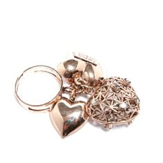 VERY COOL CHARM RING- Made In Italy