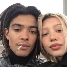 Cute Relationship Goals, Cute Relationships, Cute Couples Goals, Couple Goals, Bijoux Piercing Septum, Septum Ring, Pretty People, Beautiful People, The Love Club