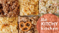 RICE KRISPIES 5 WAYS