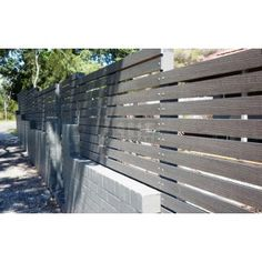 Futurewood EnviroSlat (Enviro Slat) 70mm x 15mm x 5400mm Composite Timber Screen and Fence Slats