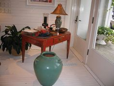cute antique table | Flickr - Photo Sharing!