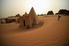 Kulturschatz im Sudan - Vergessene Pyramiden von Meroe