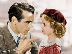 Shirley Temple in now and forever | Shirley Temple and Gary Cooper in Now and Forever- please tell me what ...