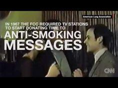 the evolution of anti smoking campaigns CNN News