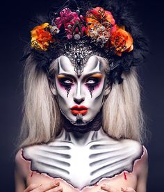 By ellimacs sfx - day of the dead