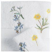 $95.00 Yves Delorme Botanique French Flower Bath Sheet Towel  From Yves   Get it here: http://astore.amazon.com/ffiilliipp-20/detail/B004QIY1HA/187-6368396-5972114