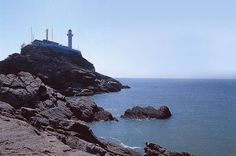 Lighthouses of South Korea: Taean, Ando