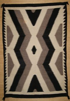Historic American Indian Navajo Rugs