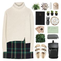 """PENCEY PREP"" by adal1ne ❤ liked on Polyvore featuring Polo Ralph Lauren, Proenza Schouler, Birkenstock, DESA, Crate and Barrel, Prada, PyroPet, revolutionedlook, sunnydazetag and kikistags"
