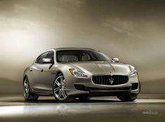 New Maserati Quattroporte