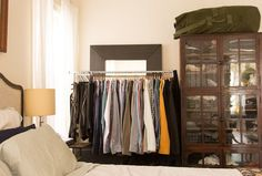 Men's Room (love the storage)