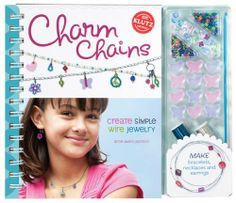 Charm Chains: Create Simple Wire Jewelry (Klutz) by Anne Akers Johnson. $14.46