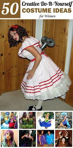 11 fun and cheap halloween costume ideas for women cheap halloween 50 creative diy halloween costume ideas for women solutioingenieria Image collections