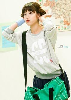 She is so cute! IU //SPORT//