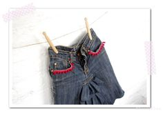 14 ways to use up every bit of your old jeans!