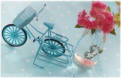 Tischdeko für Fahrradfahrer http://wohngeschichten-von-k.blogspot.de/