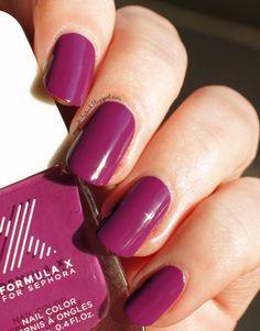 Formula X for Sephora ~ Brainchild #nailpolish #swatch
