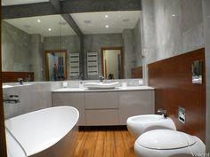 Projekt aranżacji wnętrz apartamentu w Krakowie, nadzór nad realizacją i wykonanie VALENT Sprawdź, co możemy zrobić dla Ciebie Bathtub, Bathroom, Standing Bath, Washroom, Bathtubs, Bath Tube, Full Bath, Bath, Bathrooms