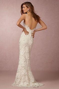 luxo: vestido de noiva em renda guipir e decote em tule