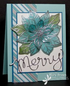 Joyful Christmas by stampercamper - Cards and Paper Crafts at Splitcoaststampers