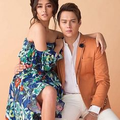 I absolutely love her hair Enrique Gil, Liza Soberano, Young Couples, Cute Couples, Ranz Kyle, Filipino Models, Havana Nights, Jadine, Perfect Couple