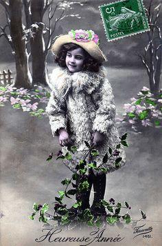 Vintage Postcard ~ | Flickr - Photo Sharing!