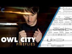 Tenor Sax - Fireflies - Owl City - Sheet Music, Chords, & Vocals - YouTube