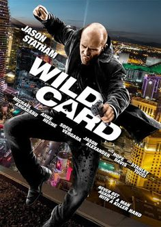 Las Vegas bodyguard Nick Wild (Jason Statham), who has a gambling problem, wants badly to get away. Netflix Movies, Hd Movies, Film Movie, Movies Online, Best Action Movies, Great Movies, Joker Wild Card, Jason Statham Movies, Jokers Wild