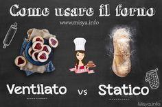 Forno statico o ventilato: quale scegliere - Misya.info
