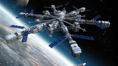 Space-station-spaceship-planet-space-graphics-1080x1920.jpg (1920×1080)