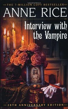 "I will always be in love with ""Interview with the Vampire"" by Anne Rice. Louis, a plantation owner living in New Orleans, is distraught by the death of his brother, until the infamous vampire Lestat turns him into his immortal companion. At first Louis is burdened by the guilt of feeding on humans, but he finds solace in a friendship with an orphaned vampire girl."