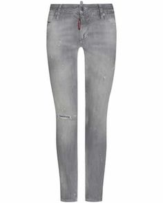 Dsquared2 Dsquared2- Medium Waist Jeans Skinny | Damen (32)