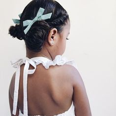Classic Pigtail sets by Free Babes Handmade. Made with love in the USA. Made with your little girls classic yet adventerous style in mind. // All bows are guaranteed for life!