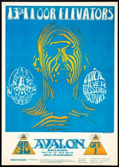 13th Floor Elevators, Quicksilver Messenger