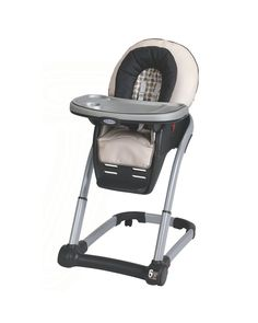 Graco Infant To Youth High Chair Double Tray