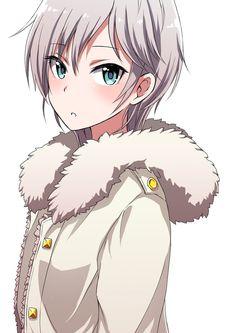 Anastasia (Idolmaster),Idolmaster,Idolmaster Cinderella Girls, The idolm@ster cinderella girls,Anime,аниме,nei (etc)