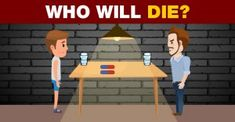 Murder Mystery Riddles – Who Did It? – Can You Solve It?