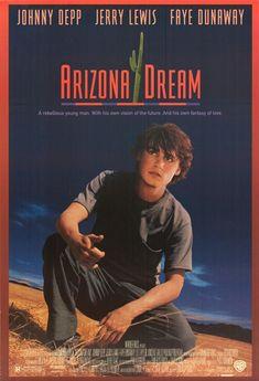 Arizona Dream (1993) [ Blu-Ray] Johhny Depp as Axel Blackmar