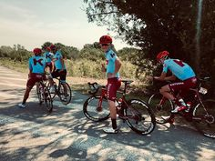 Training Katusha Tour De France 2019 Thanks Katushacycling