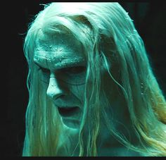 Prince Nuada intense in full moon energy...