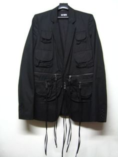 raf simons coat from ss2003 (consumed)
