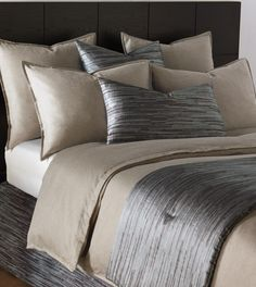 Niche Luxury Bedding by Eastern Accents - Pierce Collection