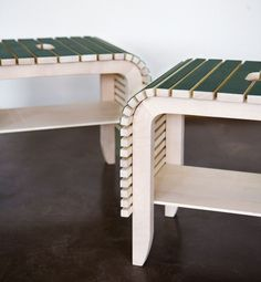 Wooden Modern Radiator Bench Stool Design Ideas Radiator Bench & Stool Design by BLENDWERK