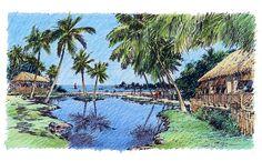 Kona Village | VITA Landscape Architects | Eco Resort Designers & Master Community Development Planners | VITA, Inc.